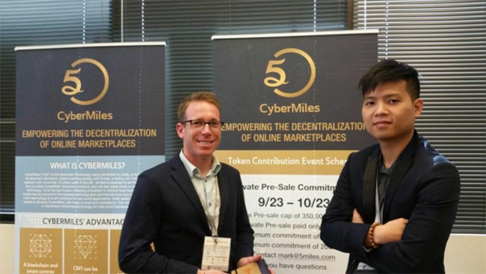 Đại diện CyberMiles