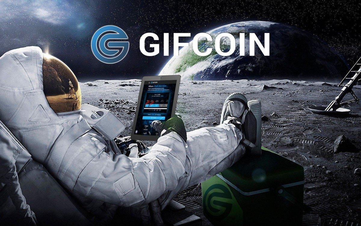 [QC] GIFcoin đã kết thúc giai đoạn 2 của ICO và tiến gần đến mức vốn tối thiểu của dự án