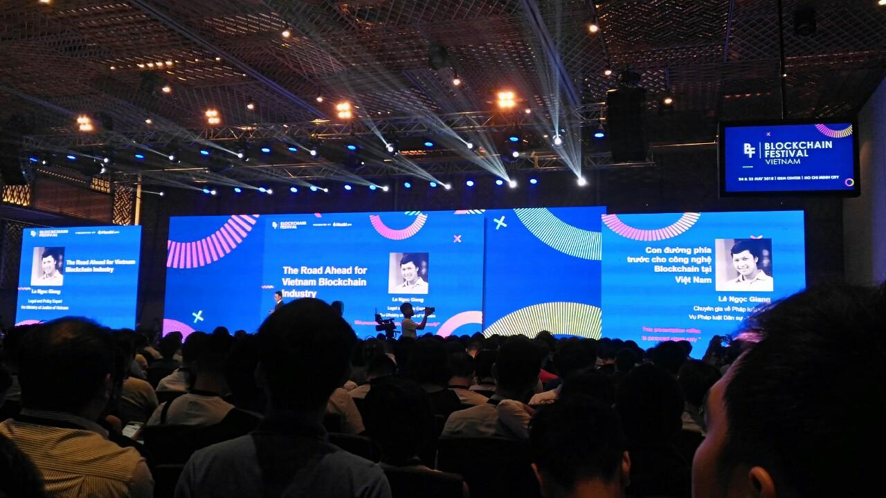 Tổng quan Blockchain Festival Việt Nam 2018 ngày cuối (25/5)
