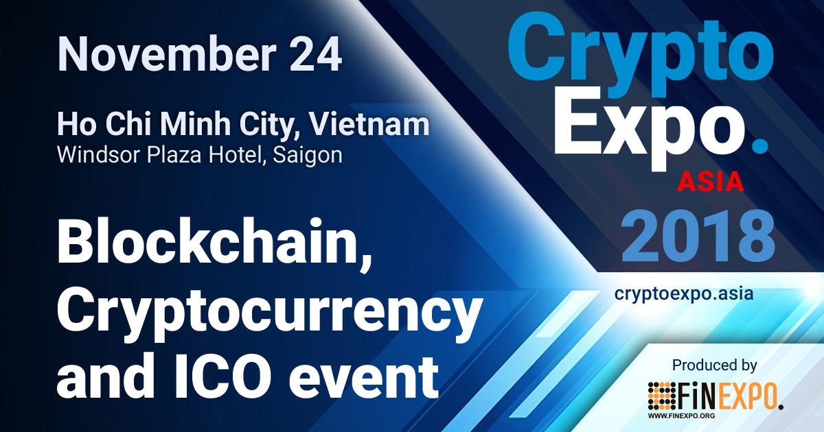 [QC] Triển lãm Crypto Châu Á – Nơi hội tụ thế giới tài chính Việt