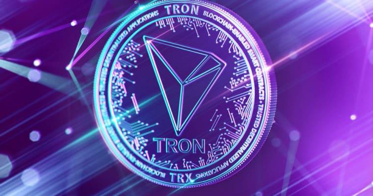 Giá Tron (TRX) có thể bay cao nhờ Testnet thành công