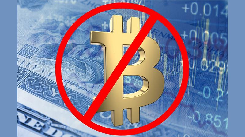 Vì sao phải cấm tất cả các hoạt động chứng khoán liên quan tới tiền mã hóa?