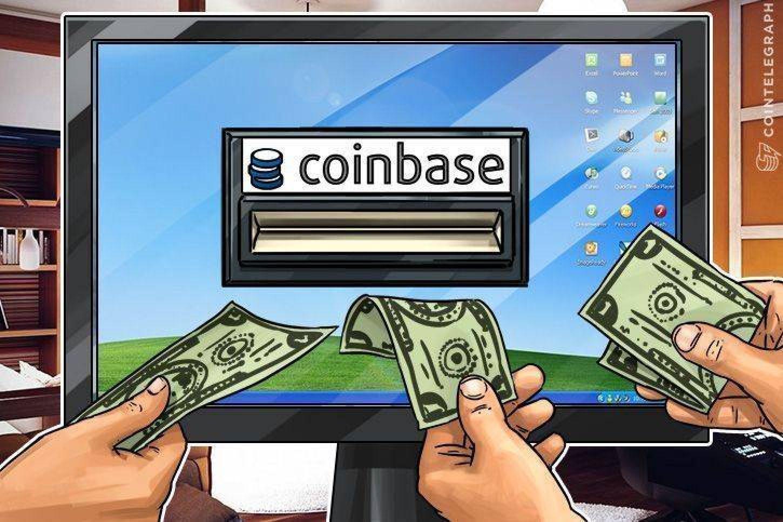 Sàn Coinbase đạt 1 tỷ đô doanh thu trong năm 2017