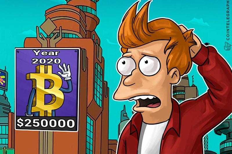 BTC $250k đã là gì, dự đoán của nhà kinh tế học đoạt giải Nobel mới gây sốc nhất!