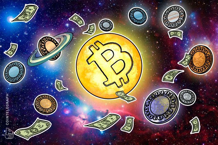 Điểm tin giá (24/7): Đà tăng của Bitcoin không thể cứu vãn altcoin