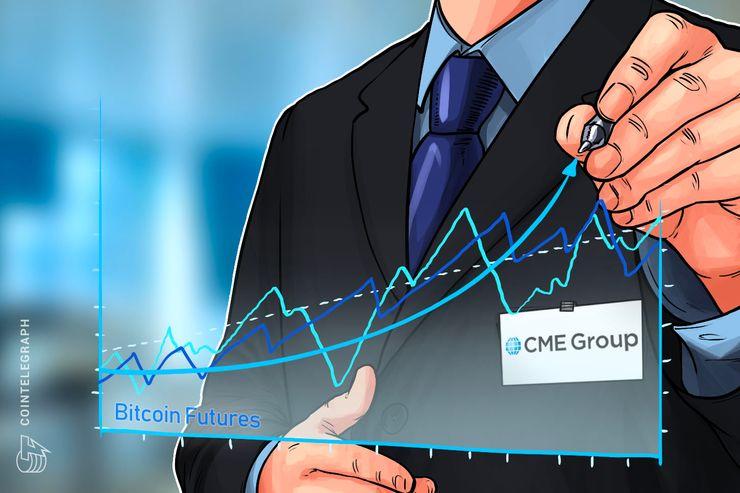 Hợp đồng tương lai Bitcoin của CME đạt mức 20.000 USD trong giờ giao dịch đầu tiên