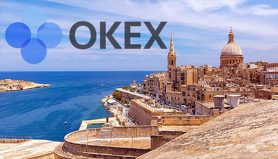 OKEx chính thức hợp tác với Malta ra mắt sàn giao dịch mới