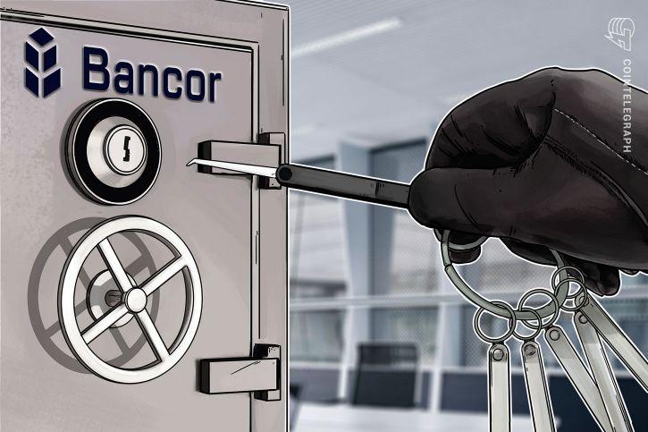 Sàn giao dịch phi tập trung Bancor bị hack, giá Ethereum giảm mạnh