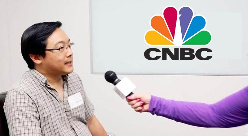 Charlie Lee share kèo trên CNBC: Thị trường sụt giảm là cơ hội để mua coin giá rẻ