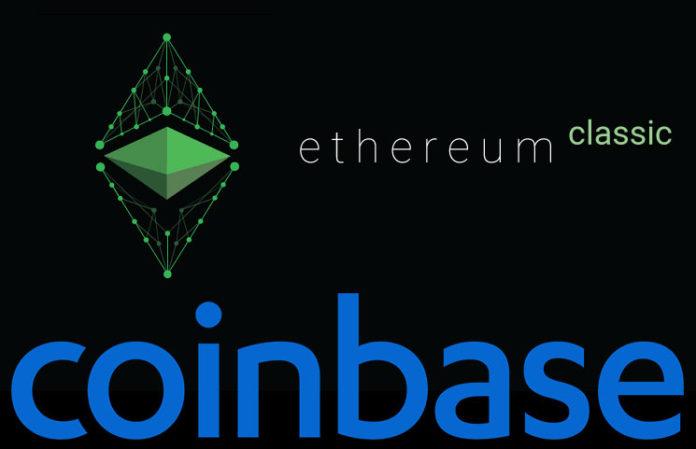 Coinbase dự kiến niêm yết Ethereum Classic – Màu xanh hi vọng giữa thị trường đỏ lửa