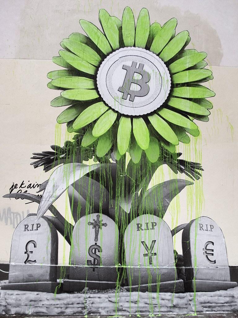 Bitcoin cách mạng hóa, định hình lại chính trị toàn cầu