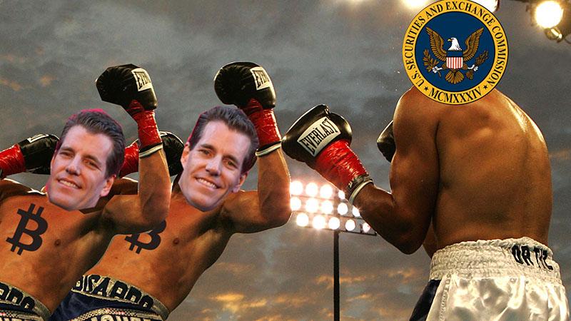 """Bị từ chối Bitcoin ETF đến hai lần, anh em Winklevoss lập team """"báo thù"""" SEC"""