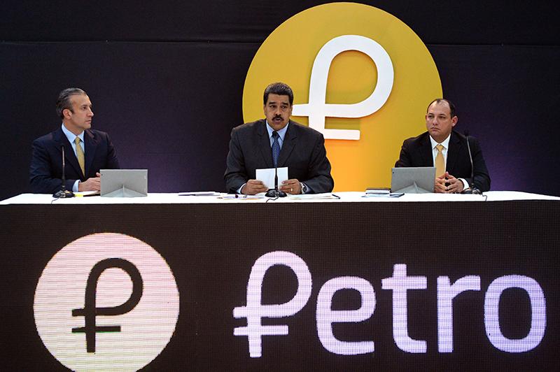 Lạm phát kinh tế, Venezuela gửi gắm hệ thống lương – hưu vào đồng Petro