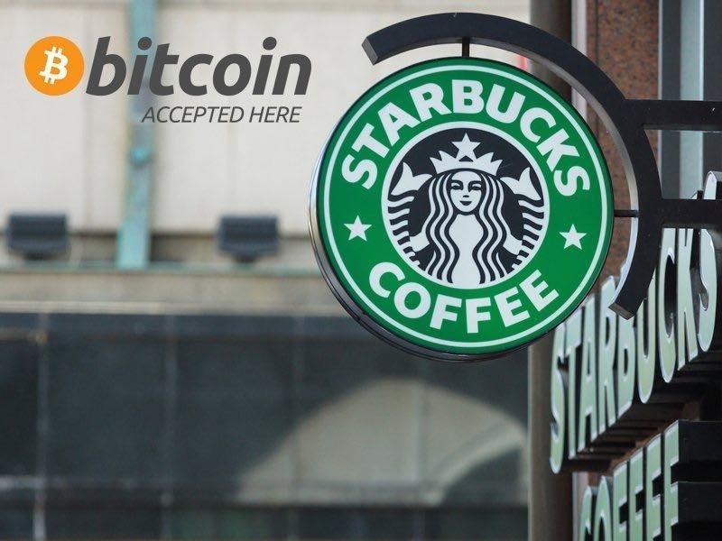 Giấc mơ mua ly cà phê Starbucks bằng Bitcoin đã trở thành hiện thực?