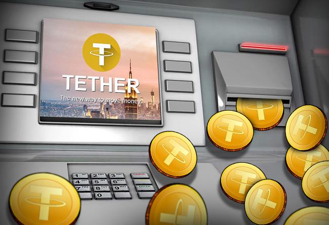 """Tether không ngừng """"in"""" thêm USDT, đã tung ra thị trường gần hết vốn hóa"""