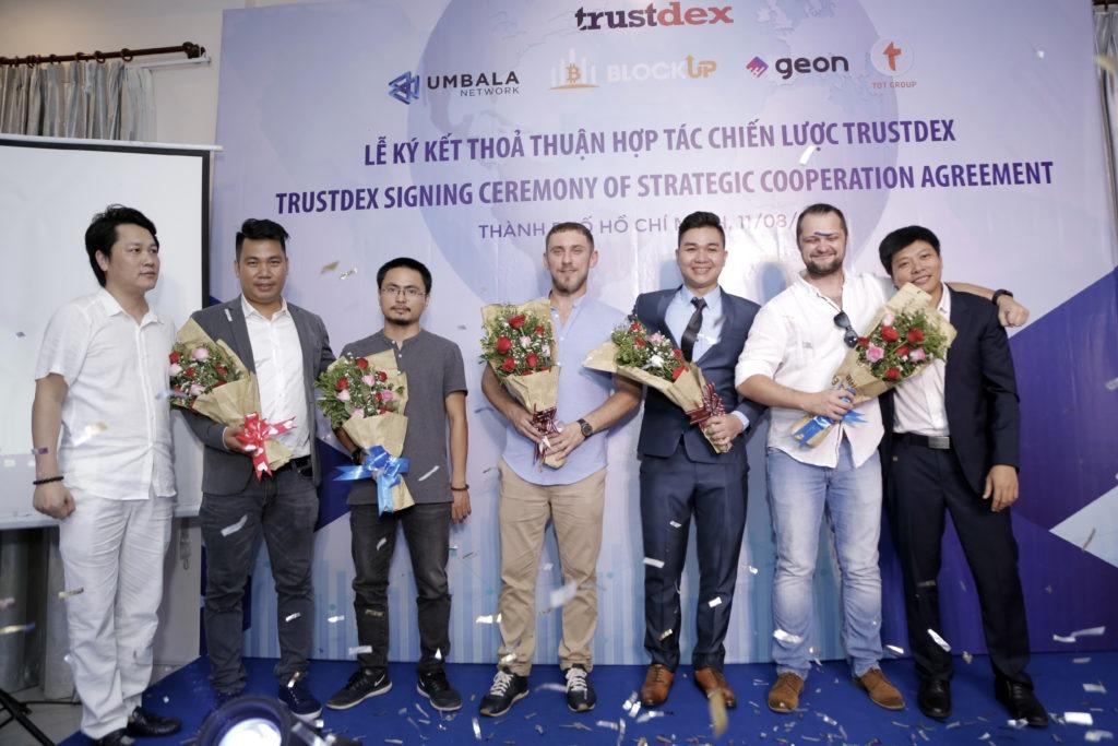 [PR] Trustdex công bố mối quan hệ hợp tác chiến lược với Umbala Network, Geon Network, Blockreal và TDT Group