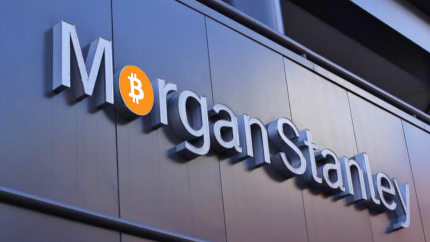 [Tin nóng] Ngân hàng đầu tư Morgan Stanley trình làng giao dịch Bitcoin