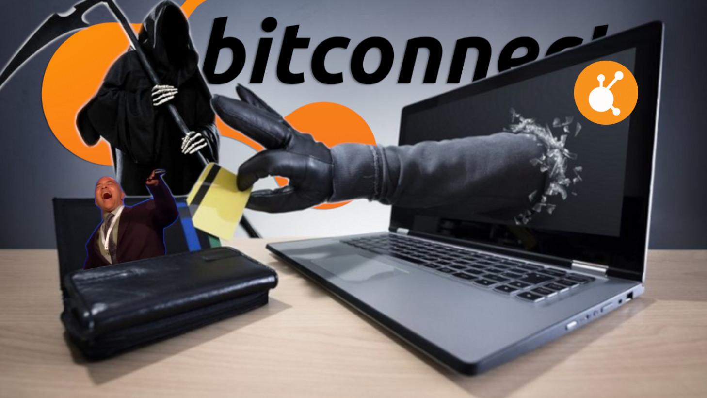 """BitConnect bị delist khỏi sàn giao dịch cuối cùng – Huyền thoại chính thức """"xuống mồ"""""""