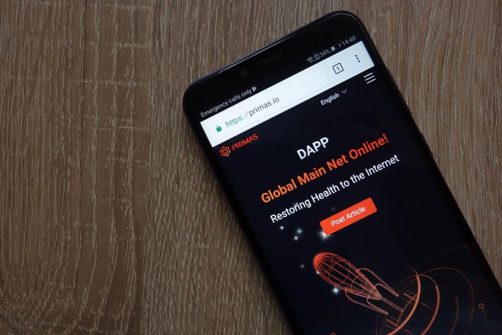 DApp vẫn là tương lai của công nghệ Blockchain?