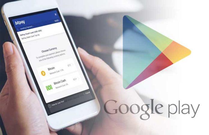 """Google """"âm thầm"""" xóa các ứng dụng ví cryptocurrency trên Play Store"""