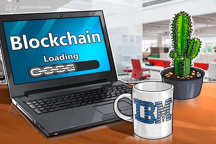 Mặc cho thị trường cryptocurrency biến động, blockchain ngày càng phát triển nhờ vào IBM