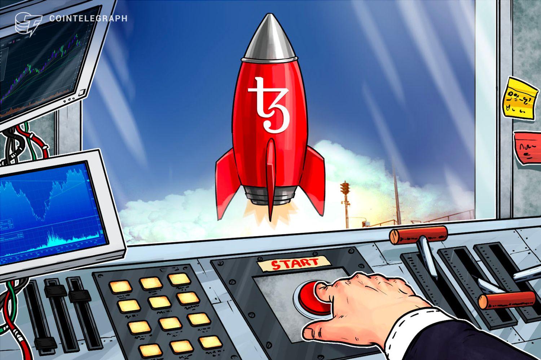 Tezos (XTZ) tăng hơn 27% khi Mainnet cận kề