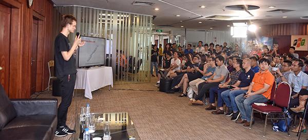 Vitalik Buterin ở Việt Nam – Những cải tiến mới nhất của Ethereum