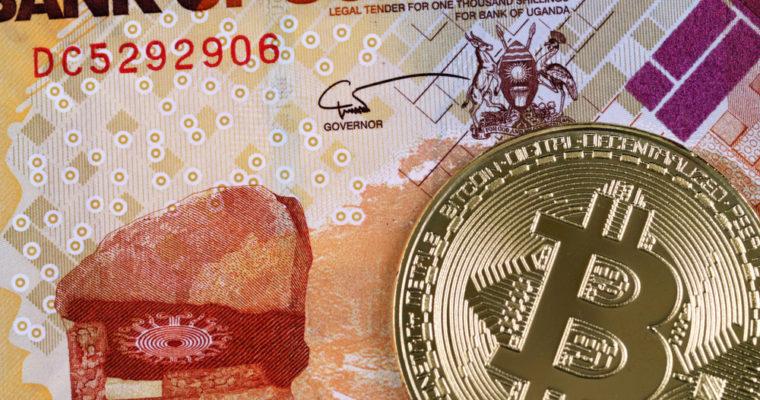 Cầm tiền giấy đi giao dịch Bitcoin đã không còn là chuyện xa vời ở Uganda