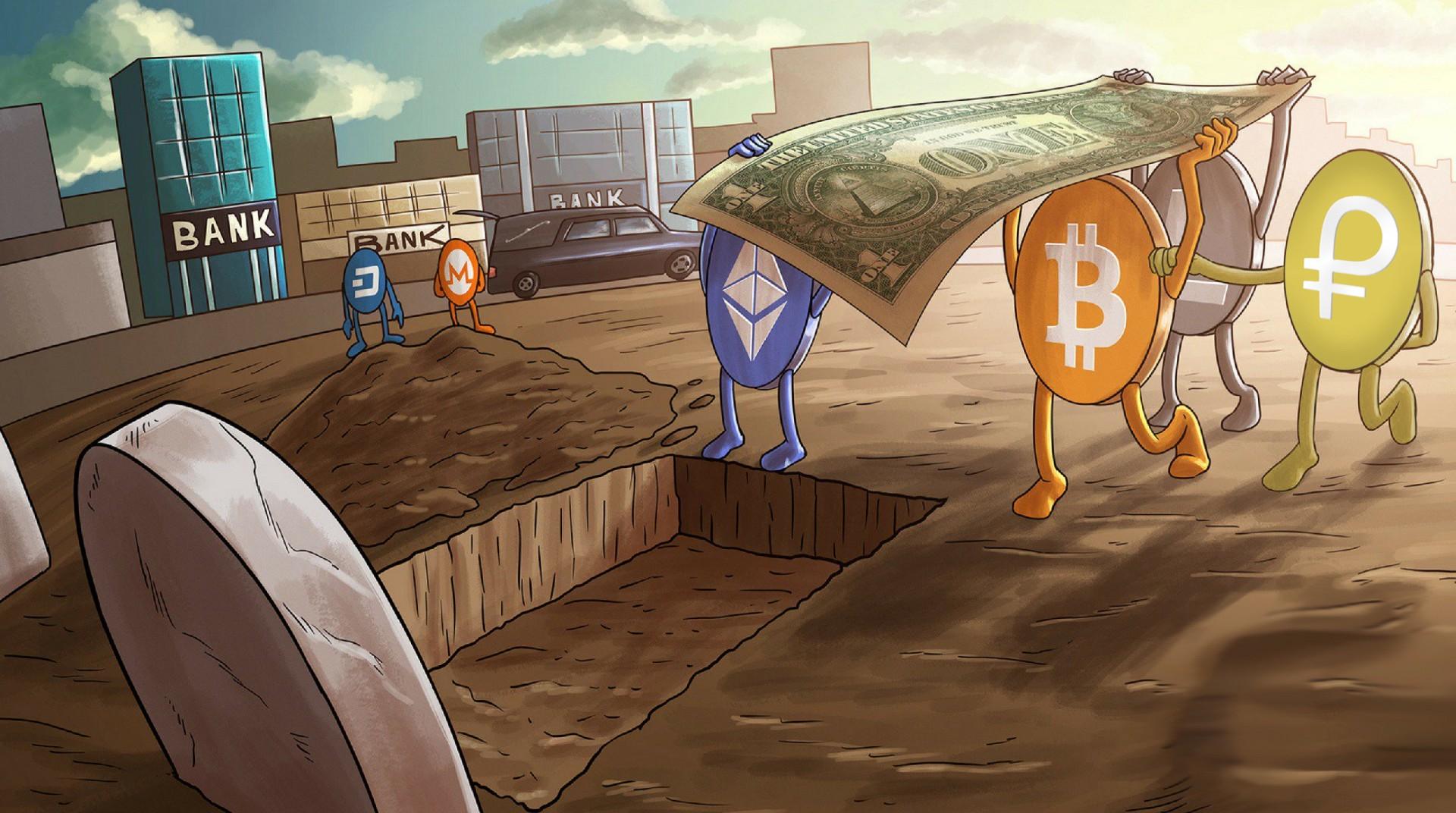 Bitcoin sẽ thành công ở quốc gia nào? – Một quốc gia thất bại