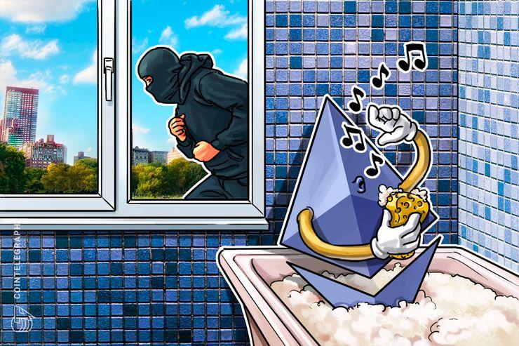 """Hacker hoàn trả lại toàn bộ số cryptocurrency đã """"cuỗm"""" từ SpankChain"""