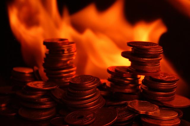 Tether vừa đốt đến 500 triệu USDT