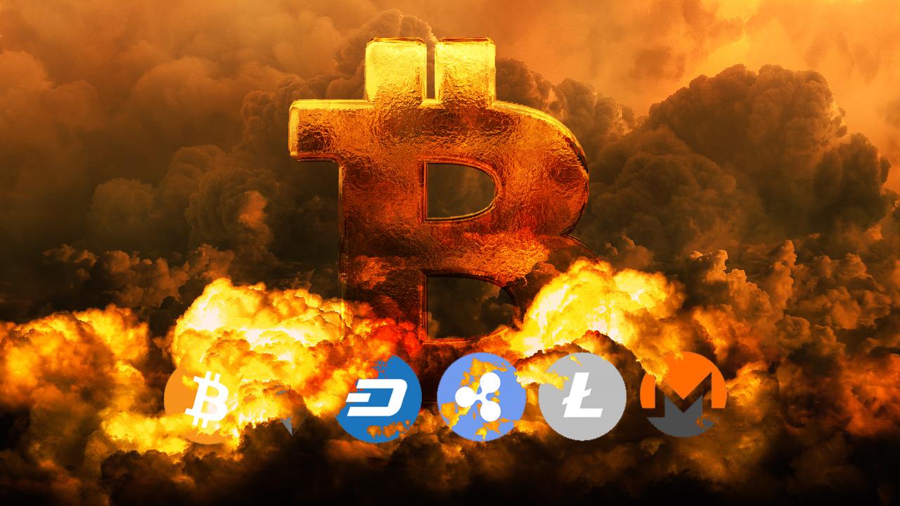 """Tin tức crypto (10/10): Thợ đào Bitcoin tay trắng, crypto sụp đổ, Binance """"giải phốt"""""""