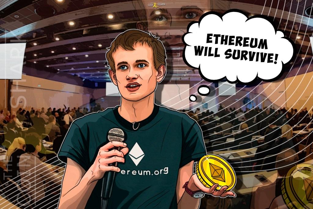 Vitalik Buterin rời bỏ Ethereum, cộng đồng cần làm gì?