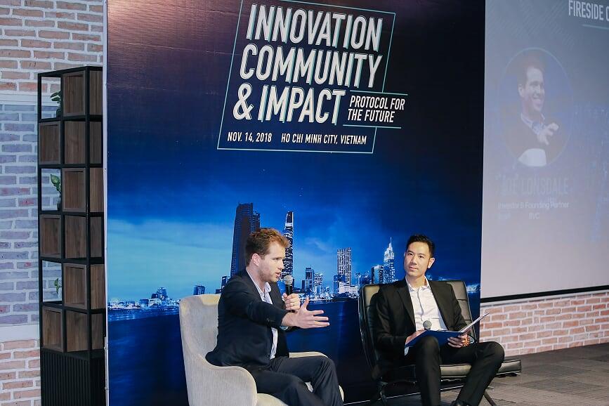 """Kambria kết nối các nhà tiên phong công nghệ trên khắp thế giới tại Việt Nam trong sự kiện """"Innovation, Community and Impact"""""""