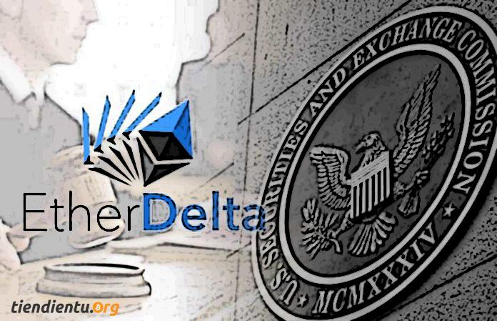 Hoạt động ngoài vòng pháp lý, EtherDelta bị SEC phạt hơn 300.000 USD