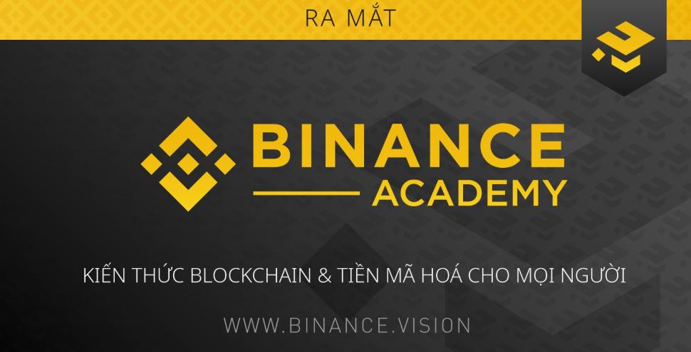 Xoá mù blockchain cho người Việt, Binance Academy ra mắt bản tiếng Việt