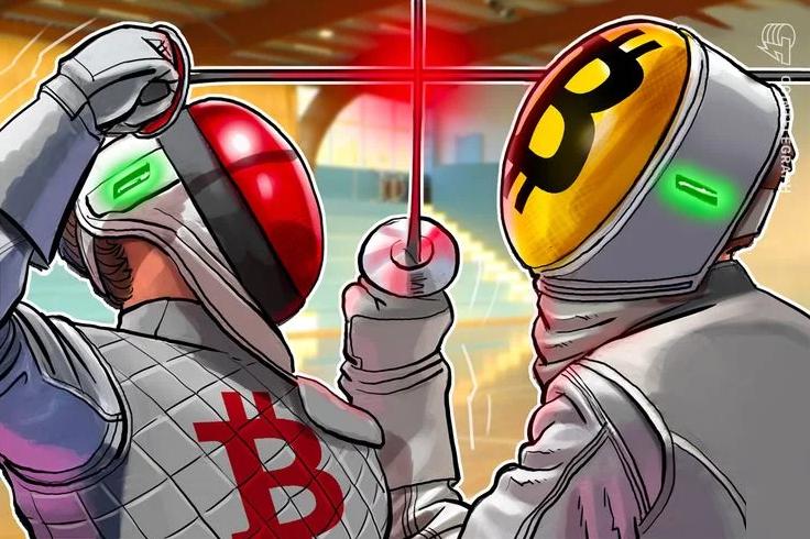 Bitcoin ABC vs Bitcoin SV: 1-0 trên chiến trường Huobi