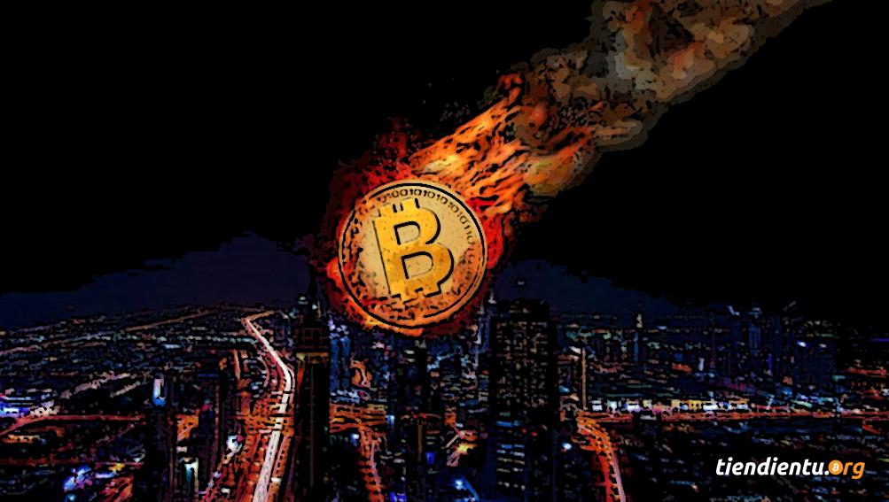 Bitcoin không thoát khỏi 5.000 USD từ ba đến sáu tháng tới, có khi còn rớt về dưới 2.500 USD