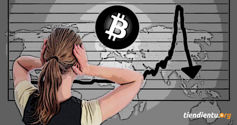 Đáy của Bitcoin sẽ nằm đâu đó trong khoảng 2.000 USD – 3.000 USD