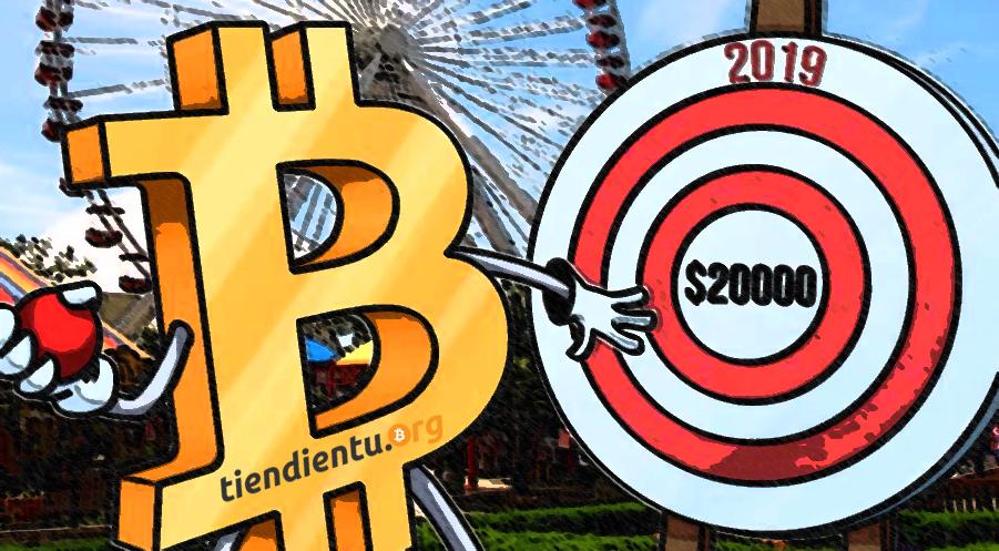 """CCO BitPay: """"Giá Bitcoin có thể chạm mốc 20.000 USD trước cuối năm 2019"""""""