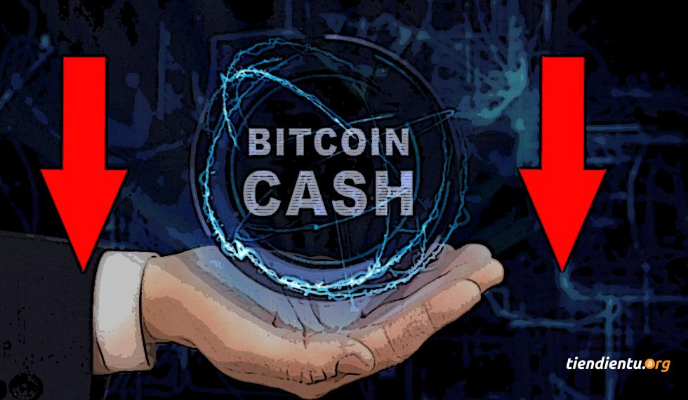 Bitcoin Cash lần đầu tiên giảm hẳn dưới Ether, dư âm hard fork hay ngày tàn đã điểm?