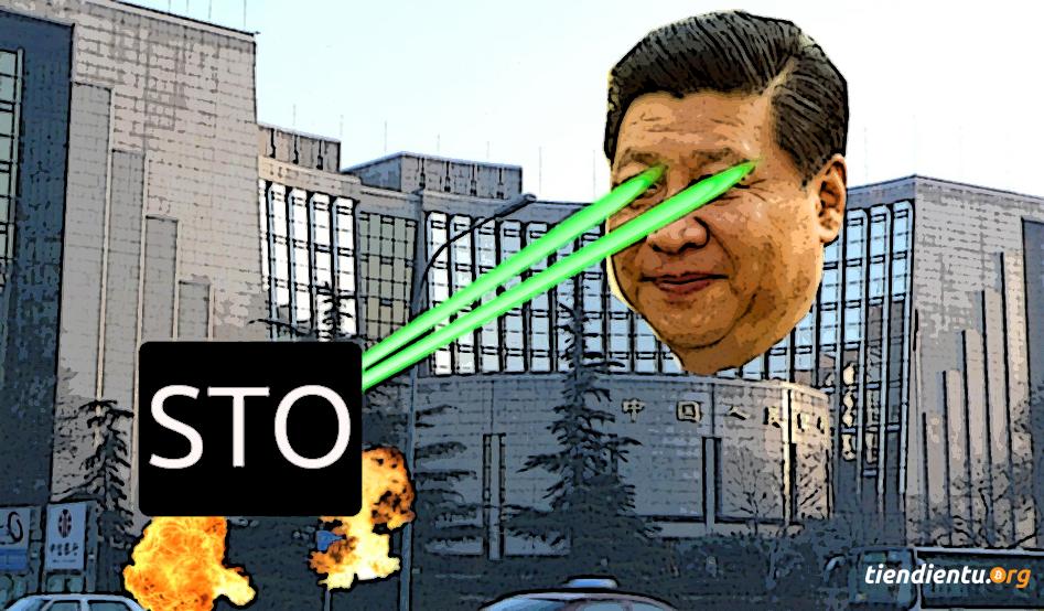 Cục tài chính Bắc Kinh nói không với phát hành token chứng khoán (STO)