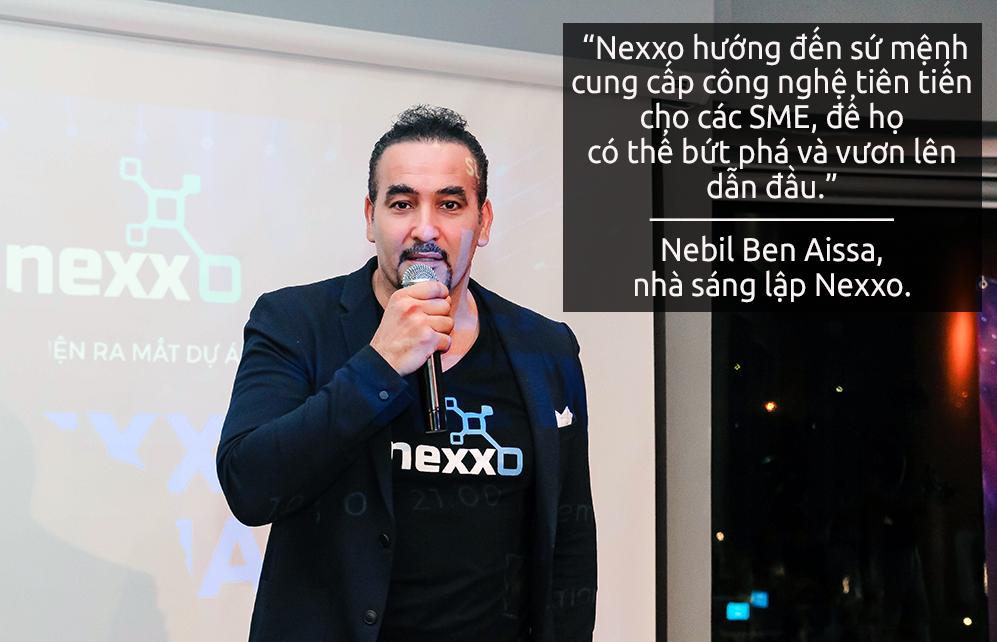 Gặp gỡ Nebil: Nhà sáng lập Nexxo, người truyền lửa cho các giấc mơ khởi nghiệp