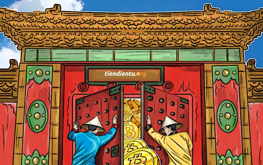 Miner Trung Quốc chạy lũ, liên tục bán khống Bitcoin