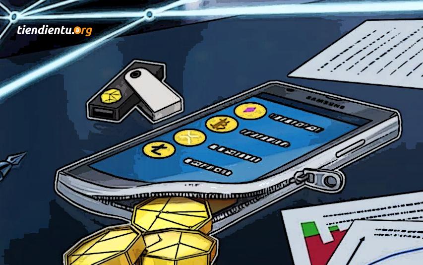 Samsung xin giấy phép chứng nhận thương mại hóa cho sản phẩm ví tiền mã hóa