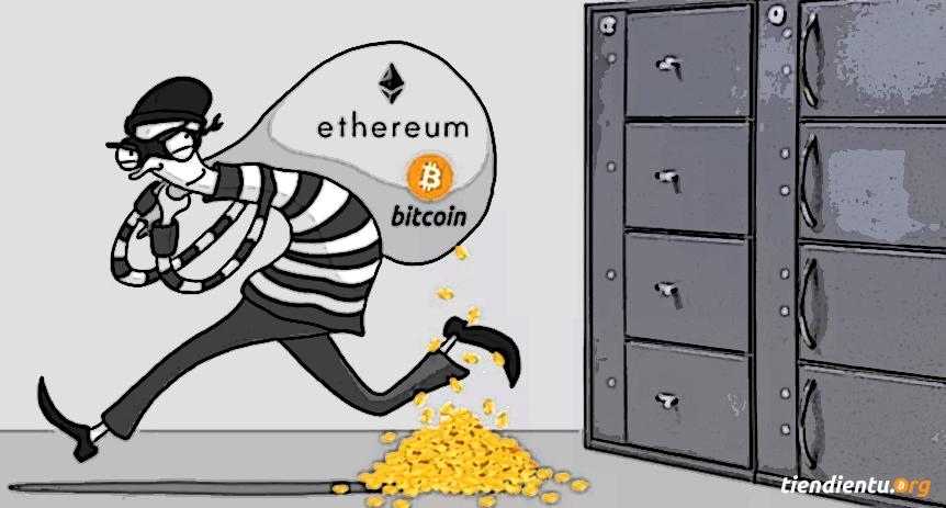 Đừng giữ tiền trên các sàn giao dịch cryptocurrency nếu không muốn mất trắng