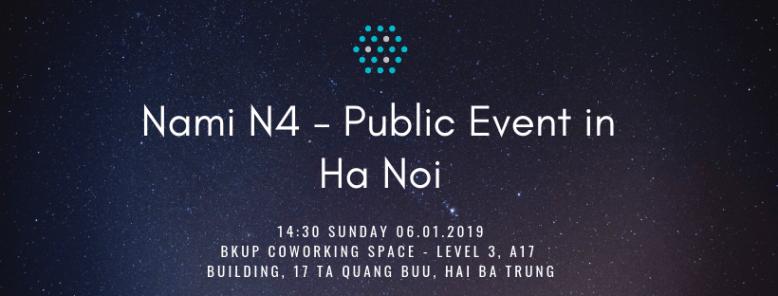 Nhìn lại thị trường crypto 2018 và khám phá xu hướng mới 2019 tại sự kiện N4 của Nami Corporation
