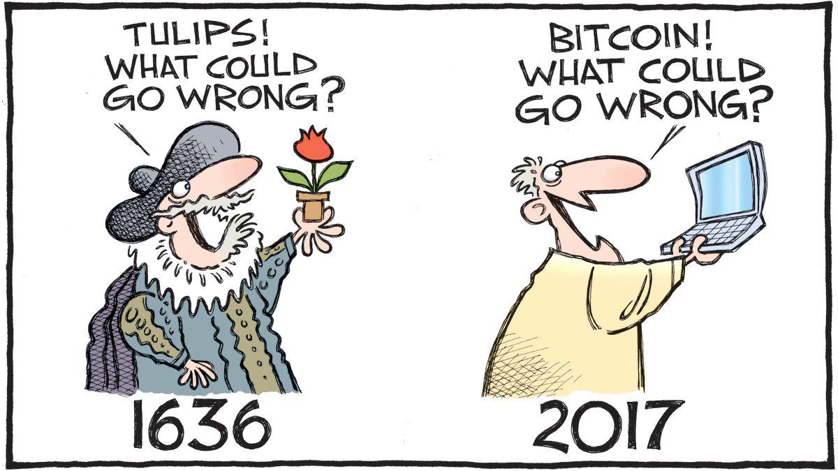 Lịch sử bong bóng hoa Tulip và bài học cho cơn sốt Bitcoin – Kỳ 2