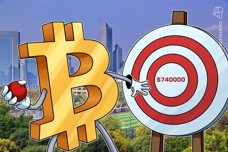 Dự báo giá Bitcoin – Không có cao nhất, chỉ có cao hơn!