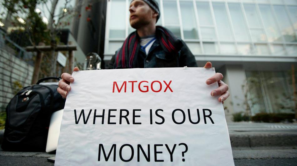 Lần theo dấu vết xả hàng trị giá 35 tỷ JPY của sàn giao dịch Mt.Gox